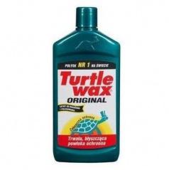 Originální  vosk s polymerovou ochranou Turtle Wax 500 ml