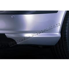 BODY-KIT zadní rozšíření nárazníku, ABS-černý, Škoda Octavia II Combi