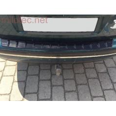 Práh pátých dveří s výstupky, ABS-černá metalíza, Škoda Fabia I. Limousine
