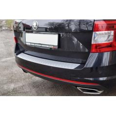 Ochranný panel zadného nárazníka Titanium Škoda Octavia III RS Combi