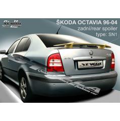 Škoda Octavia 1996+ zadní spoiler (EU homologace)