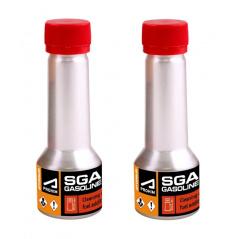 Čistící přísada do paliva pro benzinové motory Atomium A-ProHA SGA 2x50 ml