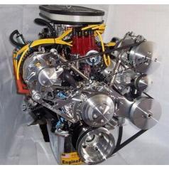 OEM odlehčené rotační části motoru - ŘEMENICE, SETRVAČNÍK