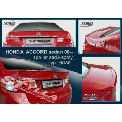 HONDA ACCORD sedan 08+ spoiler zad. kapoty (EU homologace)