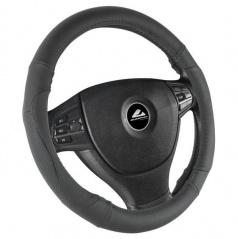 Potah na volant - Profil II černý M