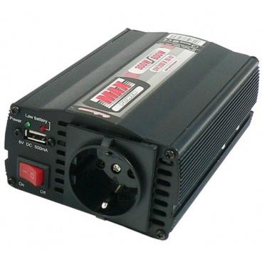 Měnič napětí 300W/600W 12/230V