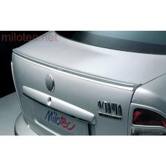 Spoiler Milotec - zadní, Škoda Octavia Limousine