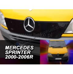Mercedes Sprinter, 2000 - 2006 - zimní clona - kryt chladiče