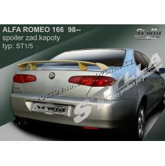 ALFA ROMEO 166 98+ spoiler zad. kapoty (EU homologace)