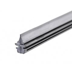 Guma stěrače 710 mm-náhradní pryžová-grafitová