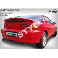 MAZDA MX 3  (91-99)  spoiler zad.  kapoty MA5L