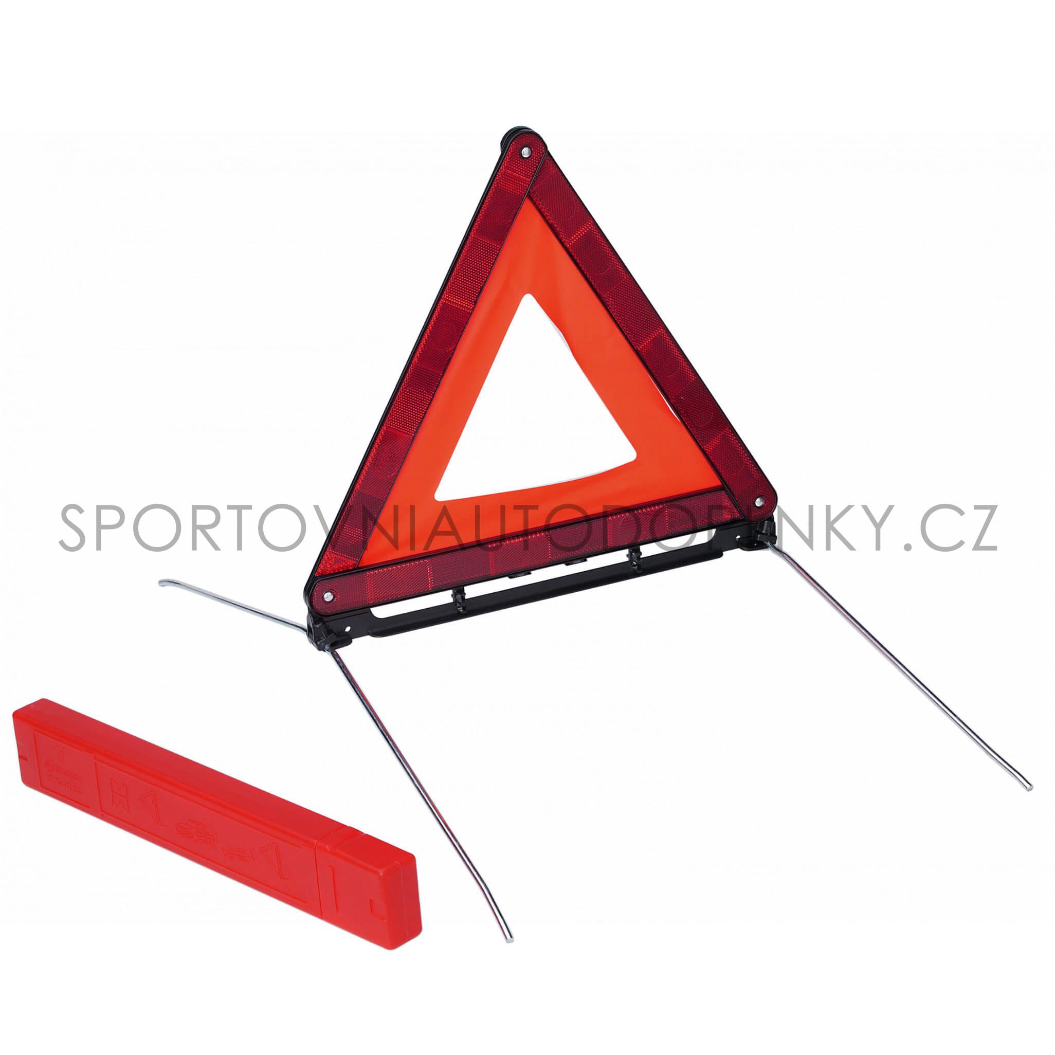 Trojúhelník výstražný E4