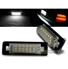 LED osvětlení SPZ - Mercedes W210 sedan, W202 sedan (PRME02)