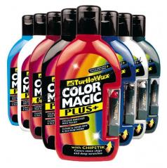 Turtle Wax barevný vosk s korekční tužkou - různé barvy