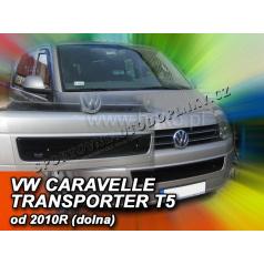 VW Caravela/T5, 2009- , zimní clona - kryt chladiče