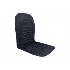 Potah na sedadla magnetický - černý
