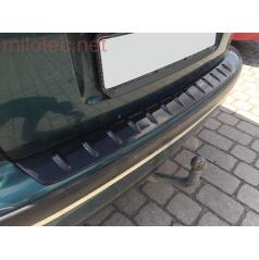 Práh pátých dveří s výstupky, ABS-černá metalíza, Škoda Octavia I. Combi