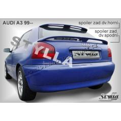 Audi A3 krídlo zadných dverí spodné (EÚ homologácia)