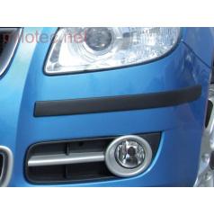 Ochranné lišty předního a zadního nárazníku, Škoda Roomster & Facelift 2010