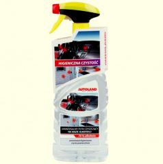 Aktivní čistící sprej 70% alkoholu 750 ml (ne na ruce)