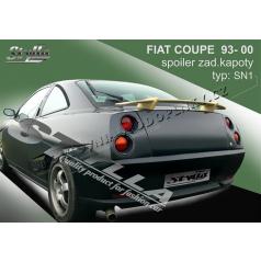 FIAT COUPE 93-00 spoiler zad. kapoty (EU homologace)