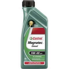 Motorový olej Castrol Magnatec 5W-40 Diesel B4/DPF - 1 LITR