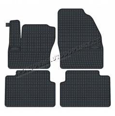 Autokoberce gumové-Ford Kuga-černé