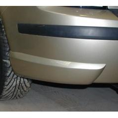 Rozšíření zadního nárazníku, stříbrné matné - Škoda Fabia I. Combi/Sedan 2000-2007