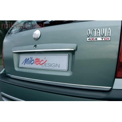 Lišta zadní - nerez, Škoda Octavia I Combi