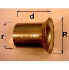 Kovové redukce pro změnu průměru výfukového potrubí