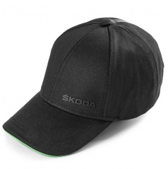 Šiltovka originál Škoda čierna