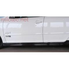 Rozšíření prahů, ABS-černá metalíza, Octavia II. / Octavia II. Facelift