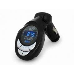 MP3/WMA FM modulátor (transmitter) hlavně pro starší auta