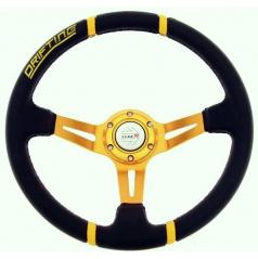 Sportovní volant DRIFT 350 mm