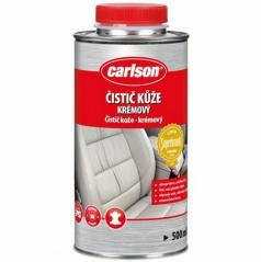 Čistič / impregnace kůže krémový Carlson 500ml