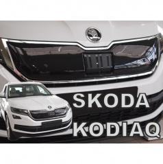 Zimní clona - kryt chladiče horní - Škoda Kodiaq, 2016 -