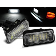 LED osvětlení SPZ - Mercedes W211, W219, R171, W203 kombi (PRME01)