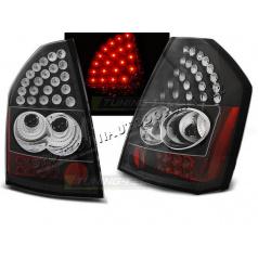 Chrysler 300C / 300 2009-10 zadní lampy black LED (LDCH12)