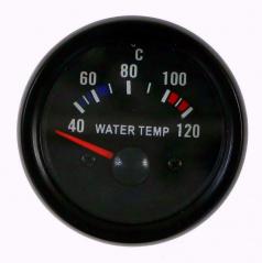 Přídavný budík KET teplota vody 52 mm