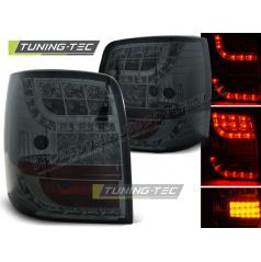 VW PASSAT 3BG 2000-04 VARIANT ZADNÍ LED LAMPY SMOKE LED INDICATOR (LDVW86)
