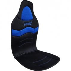 Podložka na sedadlo-Sport-modro/černá