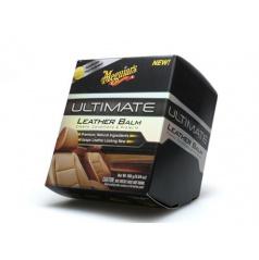 Meguiar's Ultimate Leather Balm - luxusní balzám na kůži, 160 g