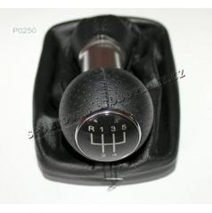 Kompletní řadící páka Audi A3,S3 1995-99 5 rychl. černá kůže