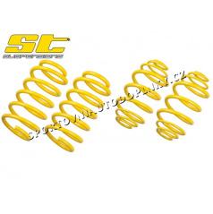 Sportovní pružiny ST suspensions pro Audi A4