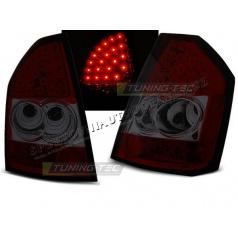 Chrysler 300C / 300 2009-10 zadní lampy red smoke LED (LDCH13)