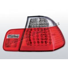 BMW E46 98-01 ZADNÍ LED LAMPY (LDBM07) - sedan
