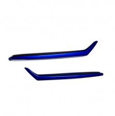 Mračítka Agressor v originál Škoda barvě Race blue (F5W) Škoda Octavia III
