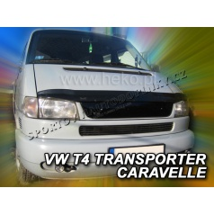 VW T4 Caravelle / Transporter,1996-2003, po faceliftu - zimní clona - kryt chladiče