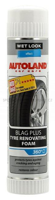 Pena na čistenie pneu Nano + 400ml spray
