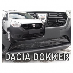 Zimní clona - kryt chladiče - Dacia Dokker, 2012-